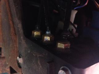 Changement boudin AR et capteur de hauteur sur discovery TD5 980181IMG6188