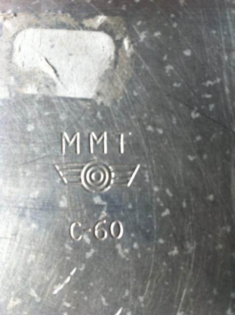 gamelle armée de l'air 1960 980401IMG1209