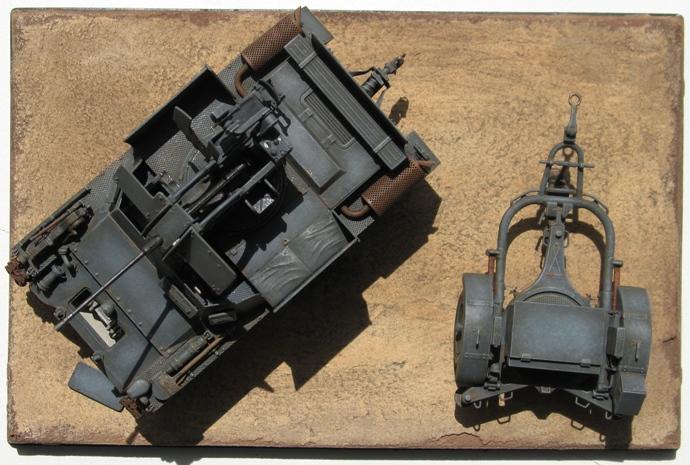 Flakpanzer I Dragon 1/35 980593modles116001