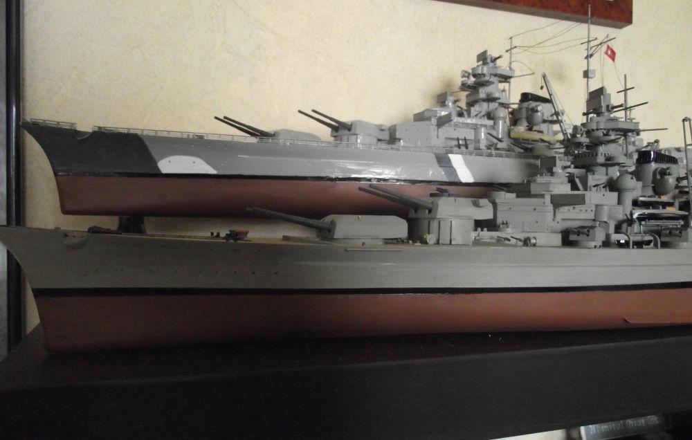 Tirpitz Tamiya 1x350 981649Tirpitz23