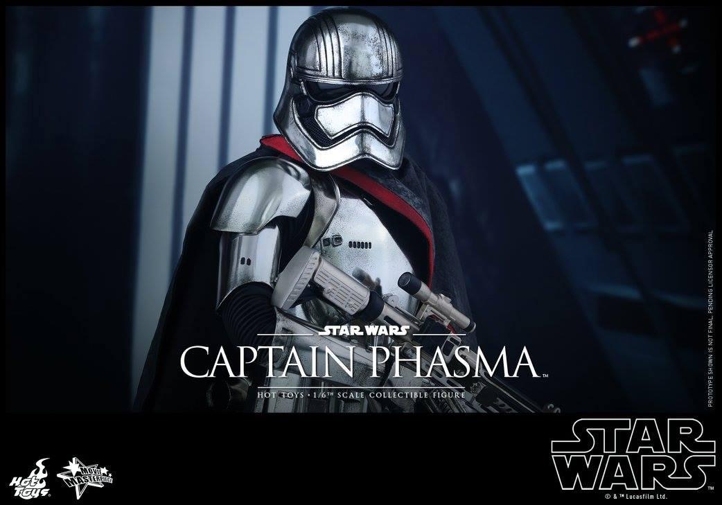 HOT TOYS - Star Wars: TFA - Captain Phasma 983478112