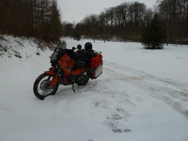 52 eme Dragon rally : une hivernale au pays de Galles (2013) 983525P1250011