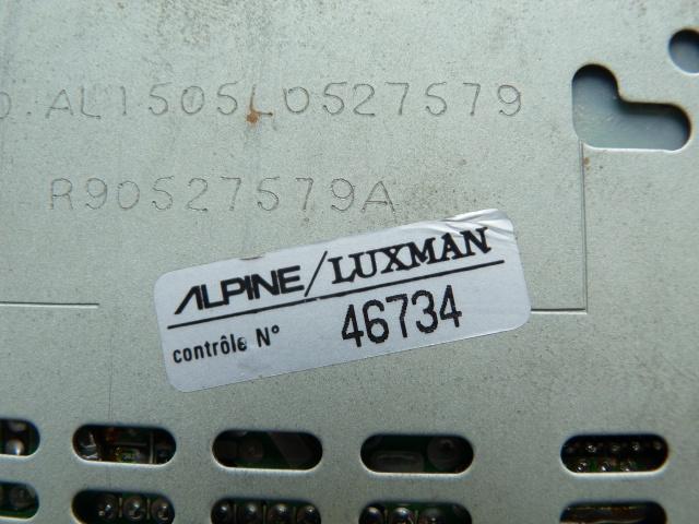 //////Alpine CTA 1505, un super tuner pour un système évolutif! 984821P1130618