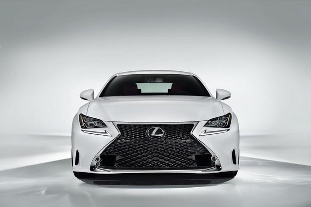Tarif Lexus Au 13 Juin 2014 984856RCFSPORT03MSGENEVA2014