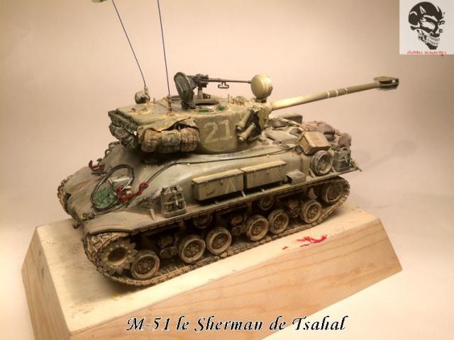 M-51 Super Sherman IDF - Academy 1/35 984948IMG4921Copie