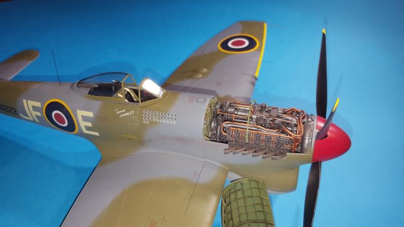 Hawker Tempest Special Hobby au 1/32ème - Page 4 98495720170926200405