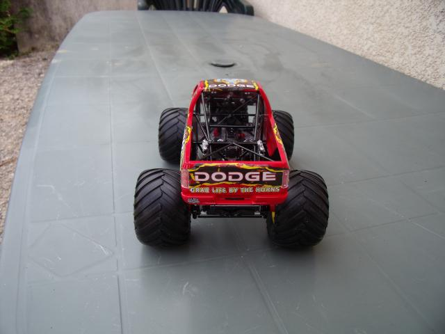 "Dodge Monster Truck ""Raminator"" 984998DodgeRaminator090"