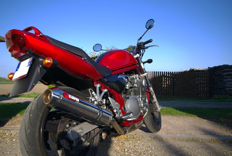 Suzuki Bandit 600N, il était temps bis... 985021IMGP2488