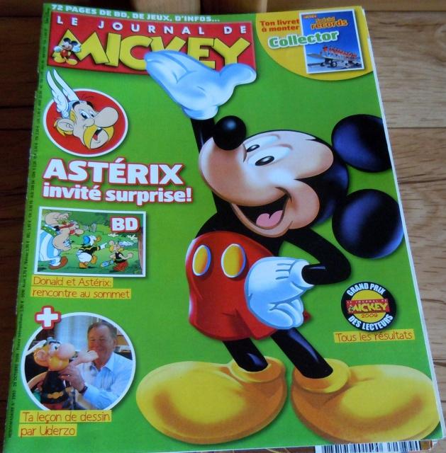 Astérix dans les magazines pour enfants 98523881h