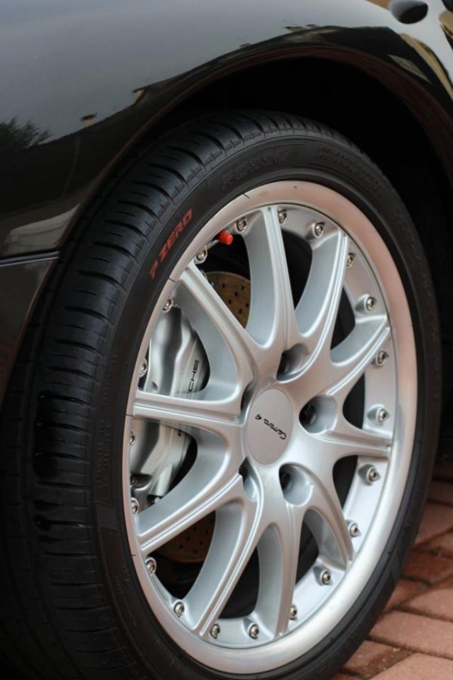 PORSCHE 993 Cabrio - Preparazione interna/esterna 9852700949