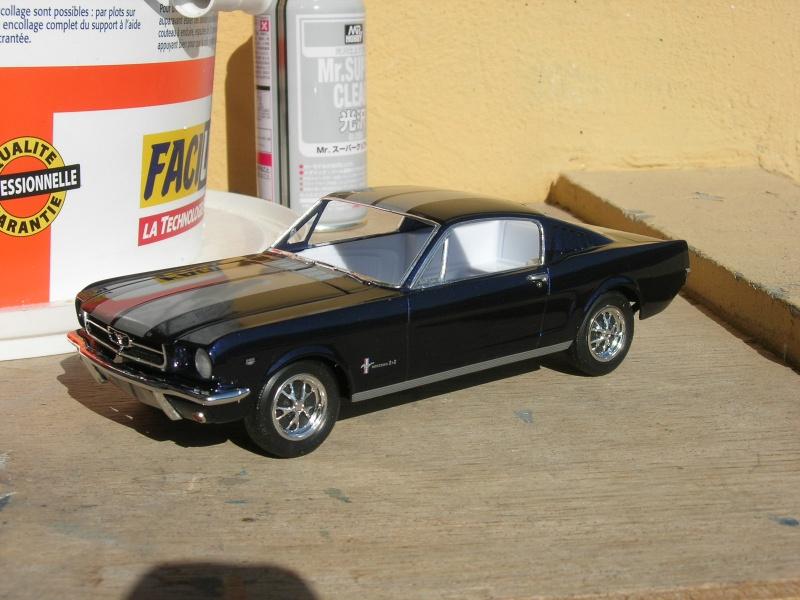 "Mustang Fastback""65 Revell. - Page 2 986073DSCN0066"
