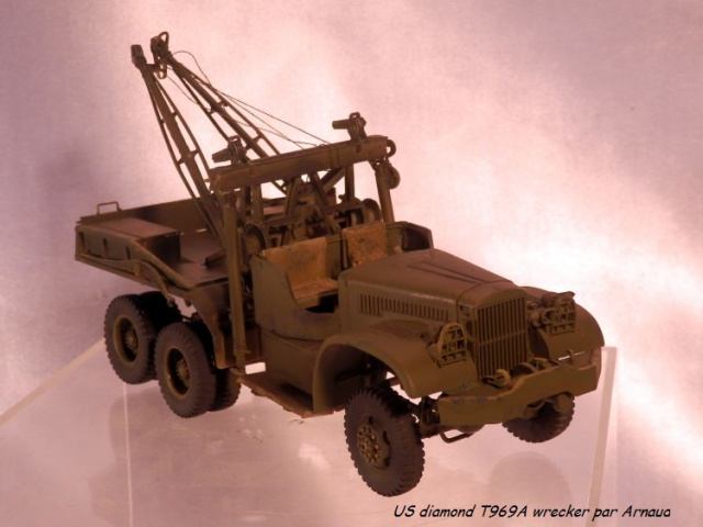 US Diamond T969A wrecker (Mirror Models 1/35) - Page 2 987324P1200041