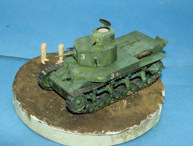 T-24 premier char soviétique[Hobby-Boss 1/35] 987714Maquettesfvrier201469