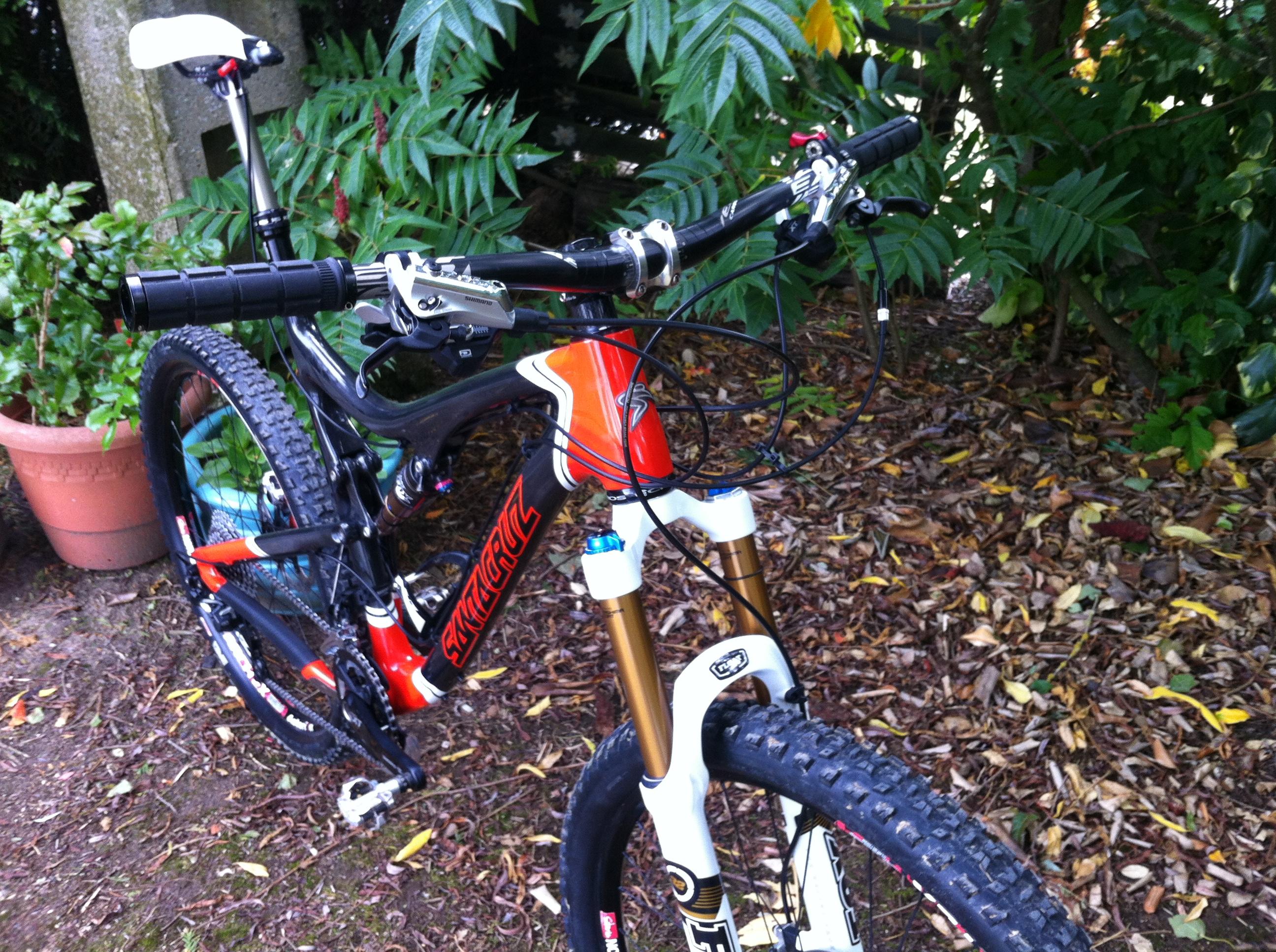 Santa cruz blur Trc. 987877IMG0083
