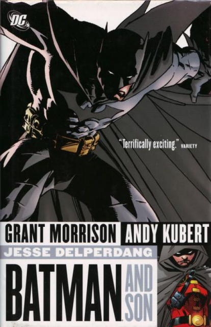 [ARTICLE] Batman: Ra's Al Ghul 988050195477BatmanandSon2007