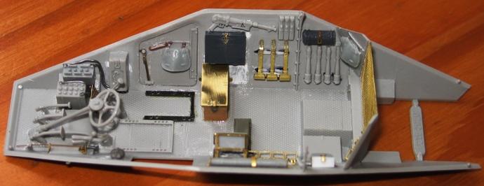 sd kfz 223 Hobbyboss 1/35 988503modles112004