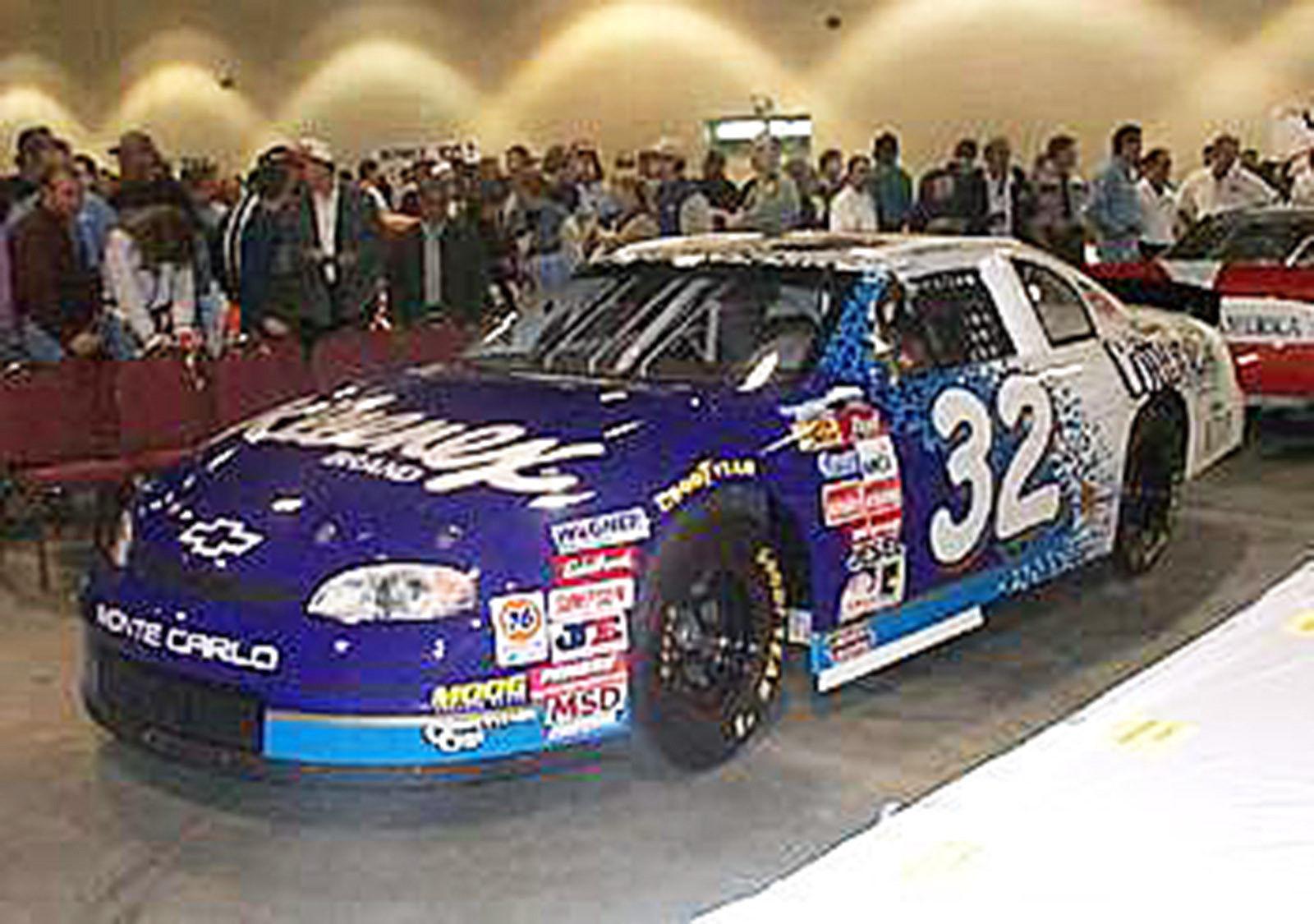 Chevy Monte-Carlo 1998 #32 Jeff Green Kleenex-Cottonelle   9888060199832