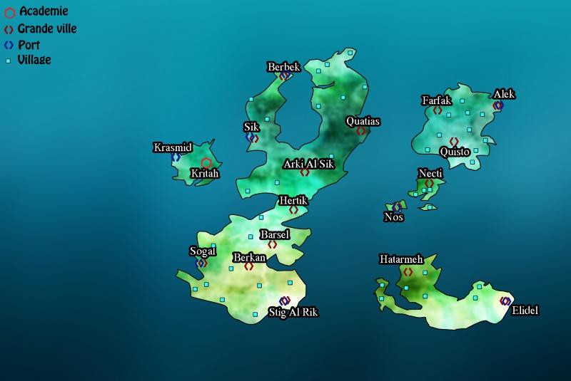 La carte du monde 989062carte3