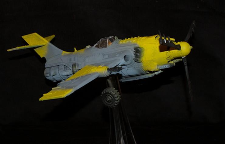 Messerschmitt ork - FINI !!!! 989488Messerschmittork7