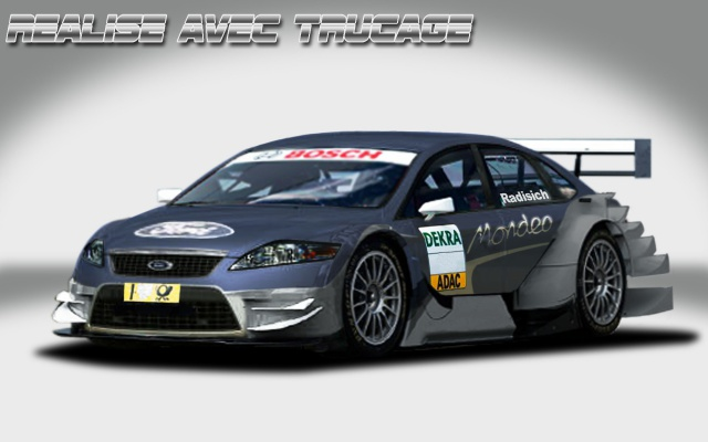 DTM (Deutsche Tourenwagen Masters) 989899fordmondeodtm