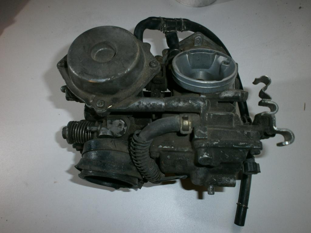 Nettoyage carburateurs de transalp 600 989934P1270001