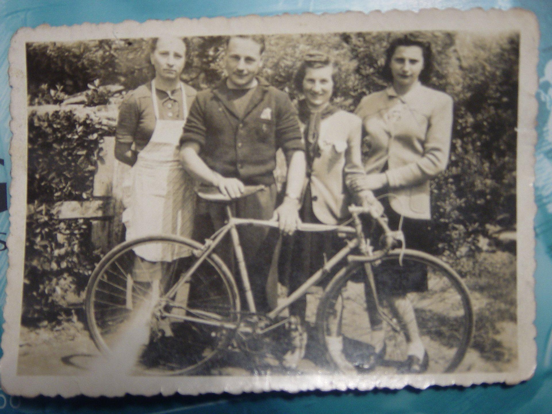 Vélo de course TENDIL 1939 990757paulavavecsonvlo
