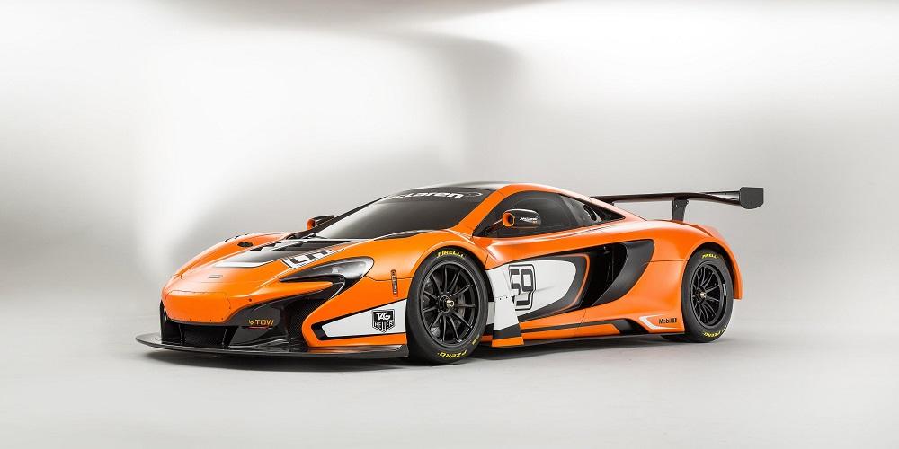 McLaren 650S GT3 990997123