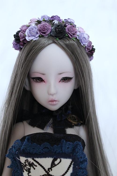 Nymeria (Sixtine Dark Tales Dolls) nouveau make-up p8 992541Alyssiaregardmagnifique