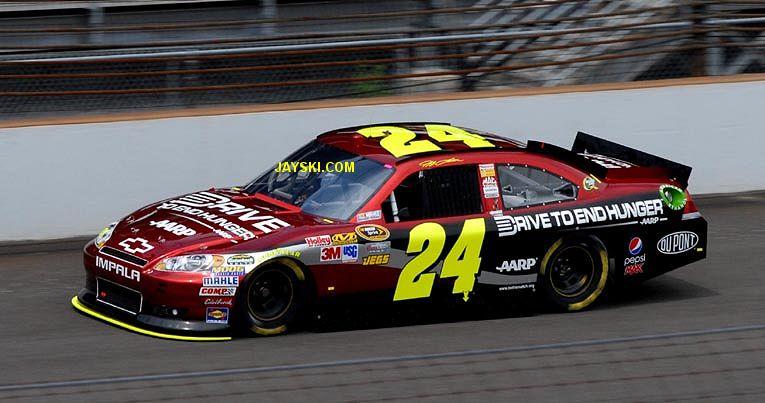 """#24 : Impala 2010-2012 J. Gordon """"Drive for hunger"""" 9928592011"""