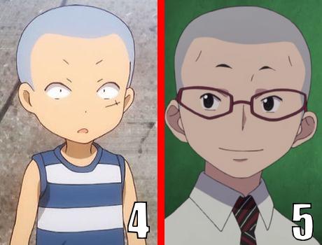Les ressemblances des personnages de manga 994504ConnieSpringerclones2