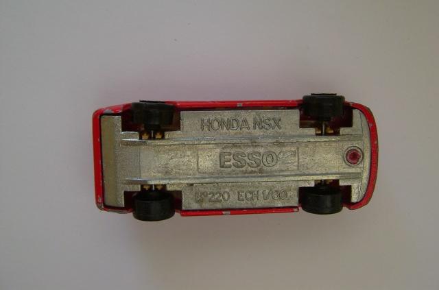 N°220 Honda NSX 995652S4200031