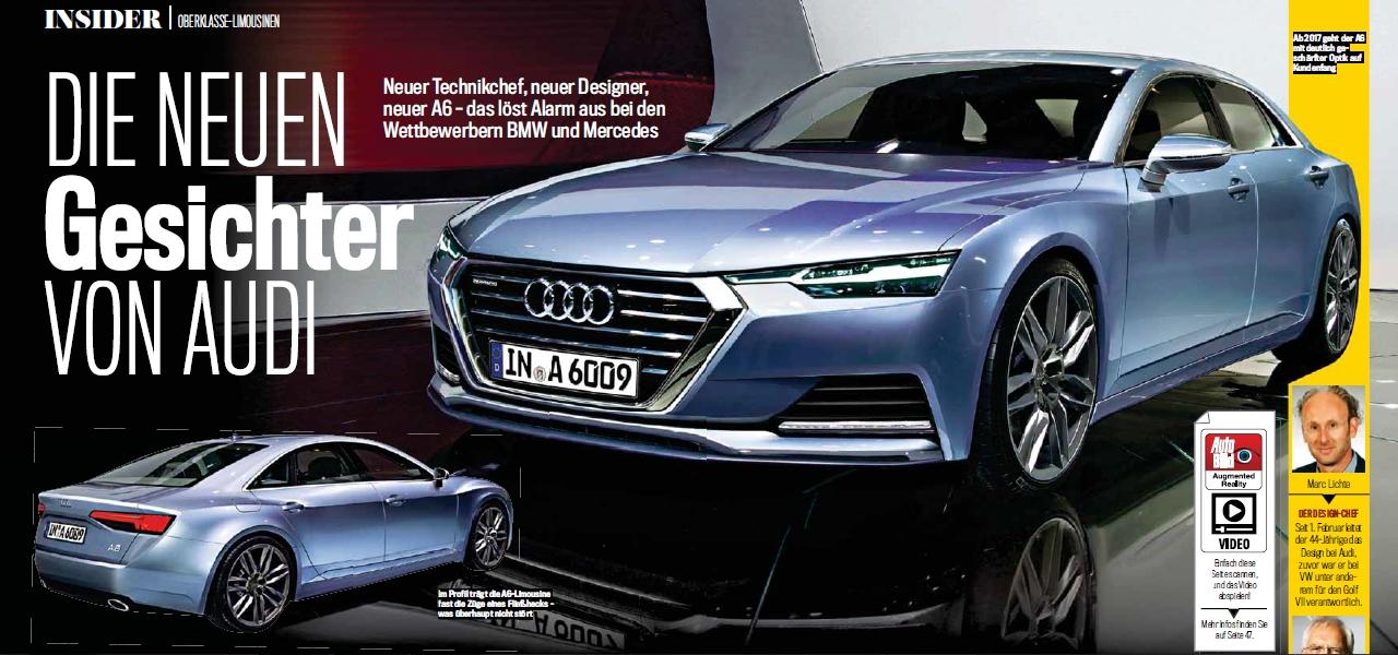 2017 - [Audi] A6 Berline & Avant [C8] 99567912a6