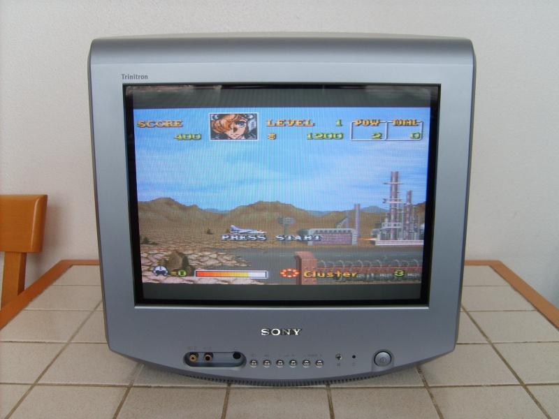quelle tv utilisez vous pour vos consoles rétro ? - Page 2 995982TlSony36cm