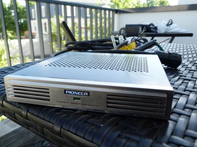 VW T3 1982 (Acte II), Pioneer Component 1982 996751P1230437