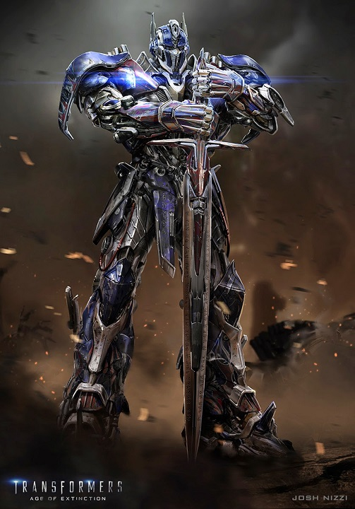Concept Art des Transformers dans les Films Transformers - Page 3 996773TF4Optimusprime01JoshNizzi