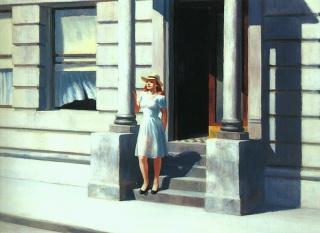 Couvertures d'Edward Hopper ! 99715934aSummertime