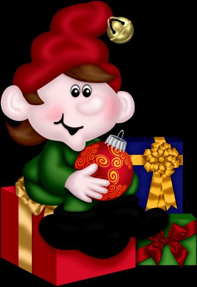 Atelier numéro 4 : Personnages de Noël 99733950d41184