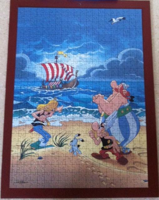 [Vente] puzzles, lot pièces échec asterix 997491vicking