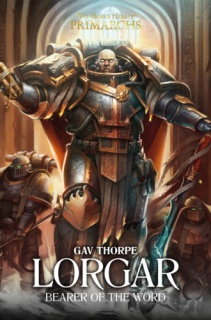 Programme des publications The Black Library 2017 - UK 998715Lorgar330x500