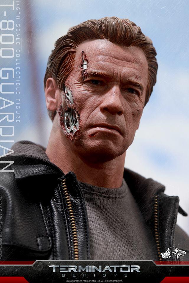 HOT TOYS - Terminator Genisys - T-800 Guardian 998853102