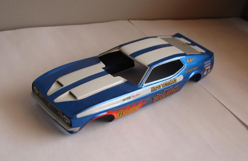 Blue Max Funny Car 998954bluemax008