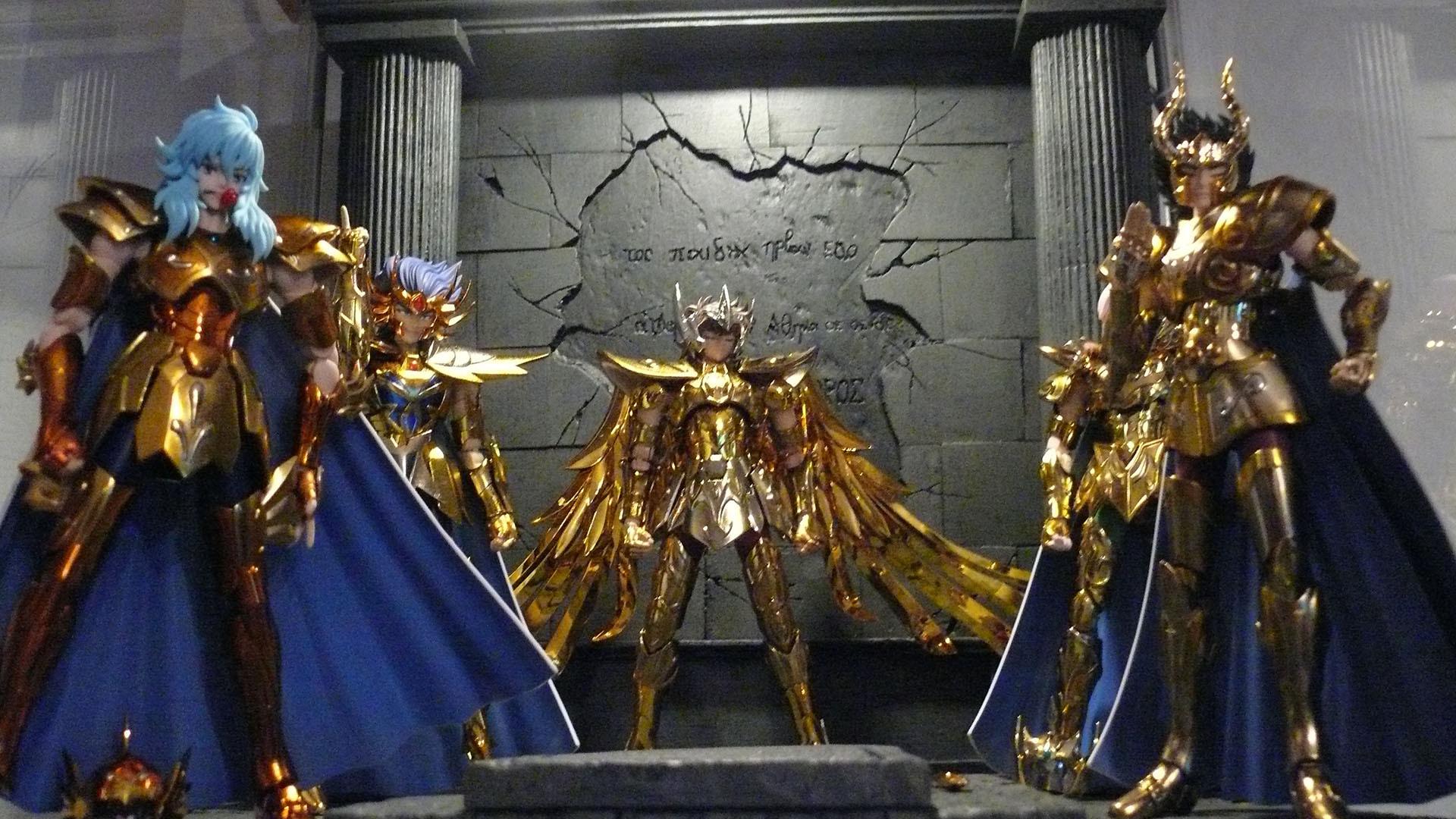 Figurines Saint Seiya (Chevaliers du Zodiaque) 999052MCEX6