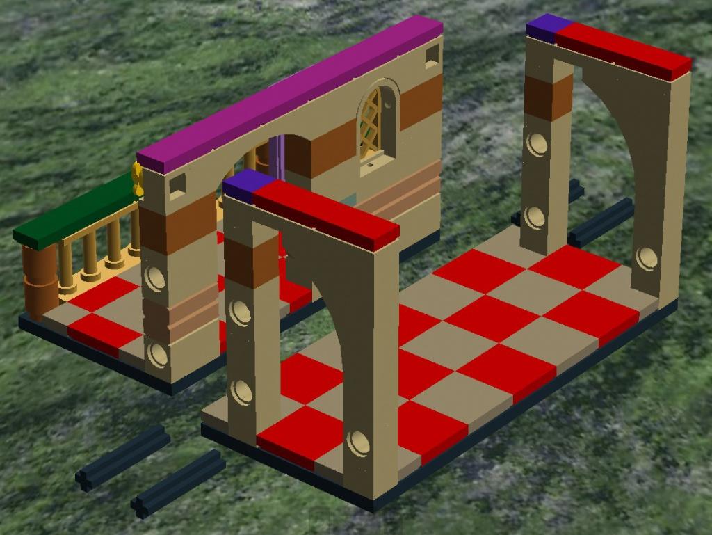 [MOC] Boîte de présentation Moi et mon dragon, en mini-maison de campagne 999899boite20