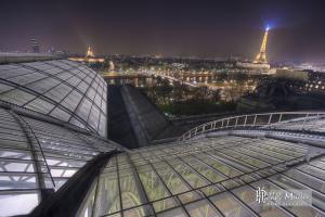 Les toits de Paris Mini_1166662401