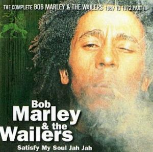 The Complete Wailers 1967 /1972 Vol 8 - Satisfy My Soul Jah Jah