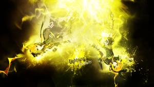 "[photoshop] wallpaper ""lighting's brother"" Mini_147258lightningsbrother"