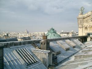 Les toits de Paris Mini_1948198507