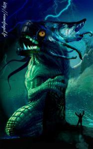 ~ L'Univers de Lovecraft ~ Mini_213268dagon