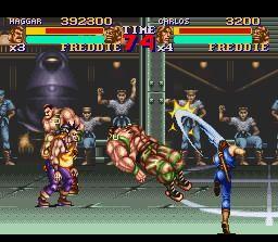 Final Fight 2 - Fiche de jeu Mini_215591143