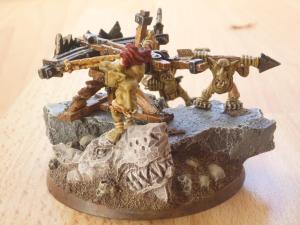 La tribu de la Lune Rousse - CDA Tamurkhan - Warhammer Forum Mini_222842P1040559
